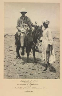 The younger brother of Tring Museum founder Walter Rothschild, Charles was a keen entomologist, discovering the plague vector flea, Xenopsylla cheopis, in Shendi, Sudan.