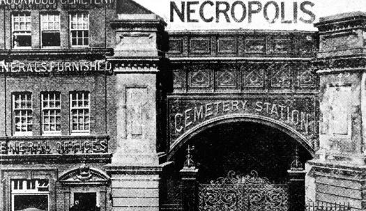 Necropolis station